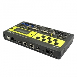 PC Cable Tester Tests: IDC34/40 DVI HD15 DB9 COAX BNC RJ11/45 13946P/4P SATA USB HDMI