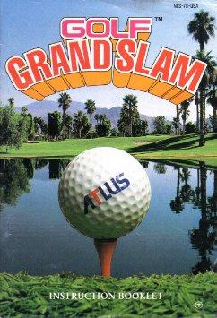 Original Nintendo Golf Grand Slam ( ) - NES