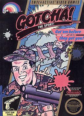 Original Nintendo Gotcha! The Sport!  - NES