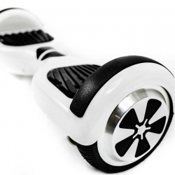 Best Hoverboard Scooter in White w/Samsung Battery