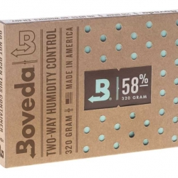 Humidity Control Packet 58% Relative Humidity - 320 Gram Pak by Boveda