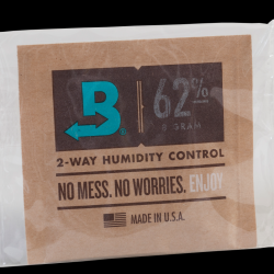Replacement Humidity Pack by Boveda - 62% Humidity 8 Gram Pak