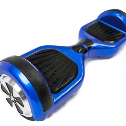 Cobalt Blue Hoverboard Scooter w/Samsung Battery