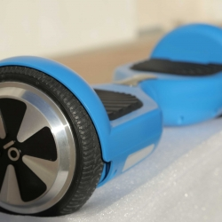 HoverBoard Scooter C1 Chic in Blue