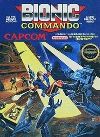 Original Nintendo Bionic Commando Pre-Played - NES