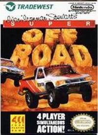 "Original Nintendo Ivan ""Ironman"" Stewart's Super Off Road  - NES"