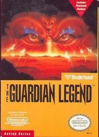 Nintendo The Guardian Legend - - NES