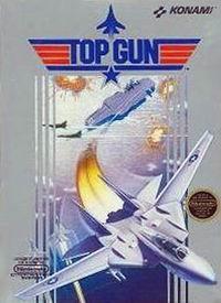 Original Nintendo Top Gun  - NES