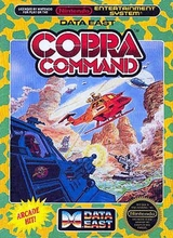 Original Nintendo Cobra Command Pre-Played - NES