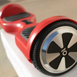Red Hoverboard Scooter G1 Chic Red
