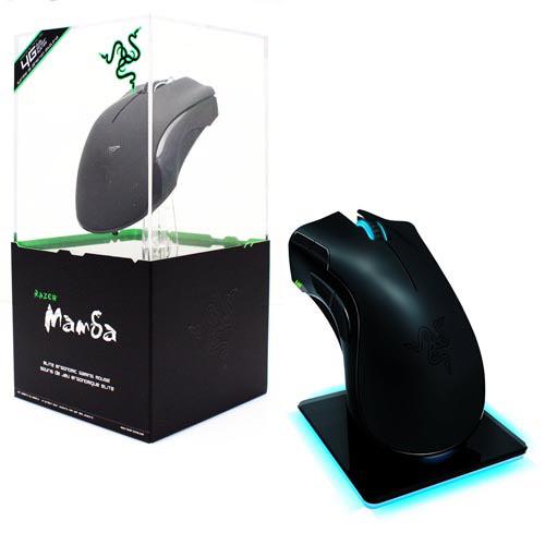 Pc Mouse Mamba 2012 Elite Ergonmic Gaming Mouse (razer)