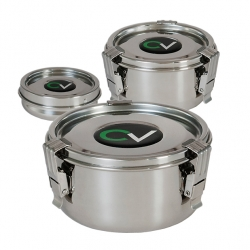 Personal Curing Container Storage CVault Combo 1