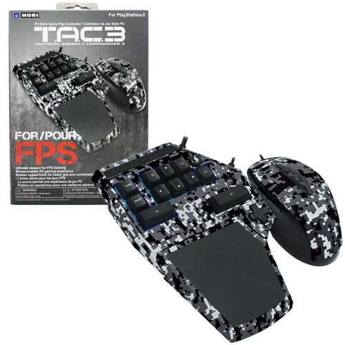 Ps3 Tactical Assault Commander 3 (camouflage Version) (hori)
