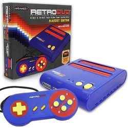 Retro Duo 3.0 Snes & Nes Limited Mascot Edition Super Nintendo & Nintendo Game System