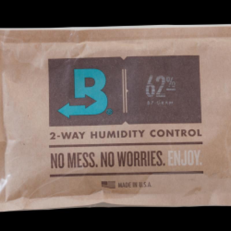 Boveda Replacement Humidity Packs - 62% Boveda 67 Gram Pak